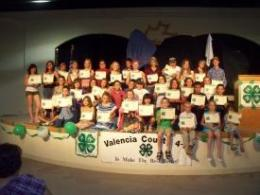 Image of 4-H Contest Participants